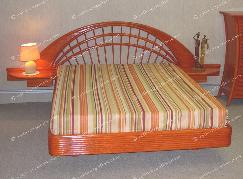 t te de lit houston en 160 t te de lit avec tablettes. Black Bedroom Furniture Sets. Home Design Ideas